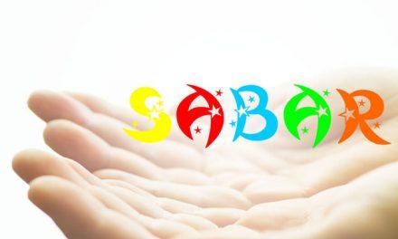 Belajar Untuk Sabar